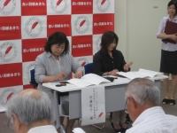 大仙市で「募金百貨店プロジェクト」第5弾調印式を行いました!