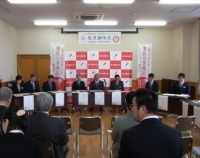 湯沢市で「募金百貨店プロジェクト」調印式を行いました!