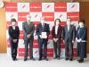 秋田林業ホーム株式会社様から「赤い羽根社会課題解決プロジェクト」にご寄付をいただきました!