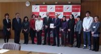 秋田林業ホーム株式会社様から赤い羽根社会課題解決プロジェクトにご寄付いただきました!