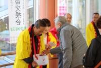 第141回秋田県種苗交換会で募金活動を行いました!