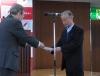 平成31年度 赤い羽根共同募金広域助成交付書伝達式を開催しました!